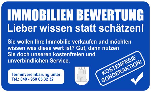 Immobilienbewertung Hamburg Immobilien Telefonnummer 040 - 950653232