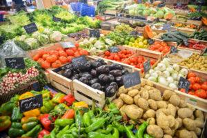 Obst und Gemüse Vierlanden