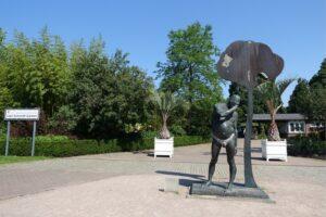 Erholung im Loki Schmidt Garten