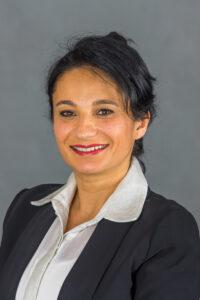 Immobilienmaklerin Atousa Schneider