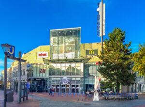 Einkaufszentrum Tibarg-Center in Niendorf